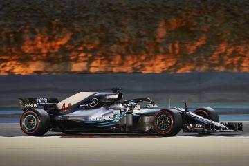Lewis Hamilton - Bahrain Grand Prix 2018 - Mercedes 2018