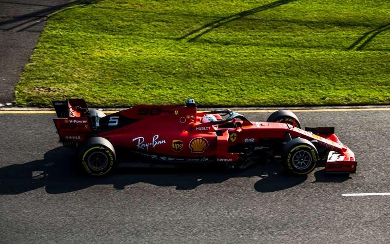 Sebastian Vettel shocked by Mercedes perfomance, Australian Grand Prix 2019