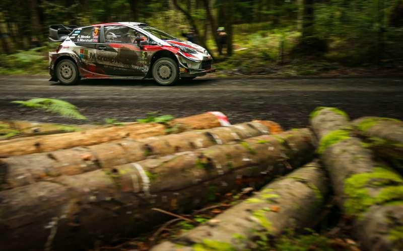 Kris Meeke Rally Wales GP 2019