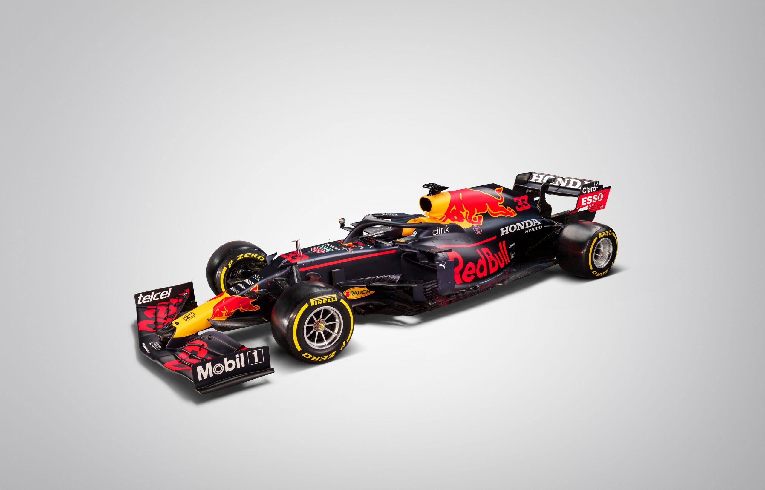 Παρουσιάστηκε η Red Bull Racing RB16B για την σεζόν του 2021 (photos)