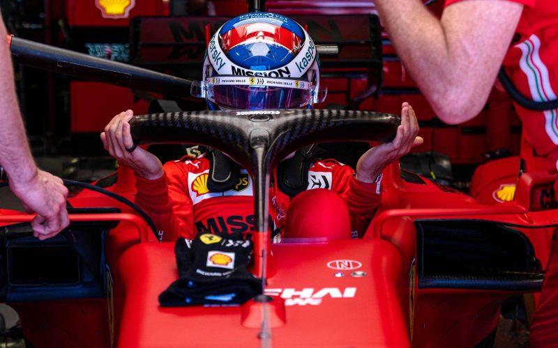 Charles Leclerc Scuderia Ferrari Monaco GP 2021 Race