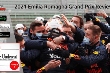 The Undercut - S1E2 - Emilia Romagna GP: Βροχή και δράμα