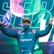 Sebastian Vettel Aston Martin Racing F1 Grand Prix Azerbaijan 2021 Podium