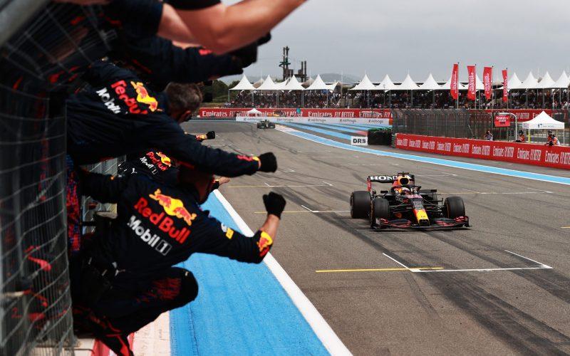 GP Γαλλίας Verstappen