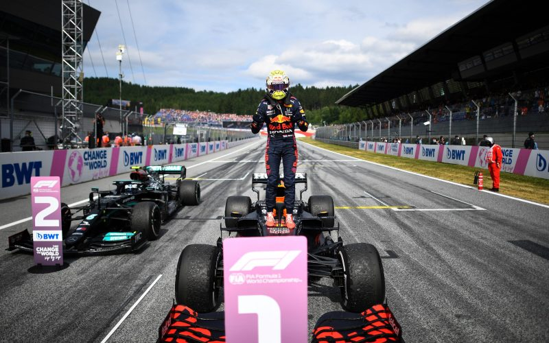 GP Αυστρίας Verstappen