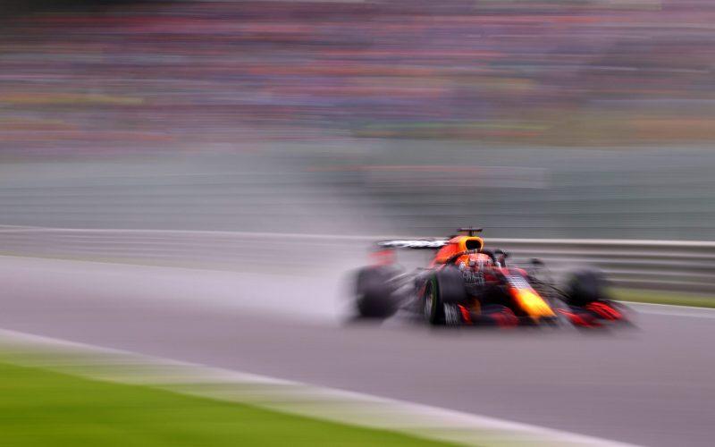 GP Βελγίου FP3 Verstappen