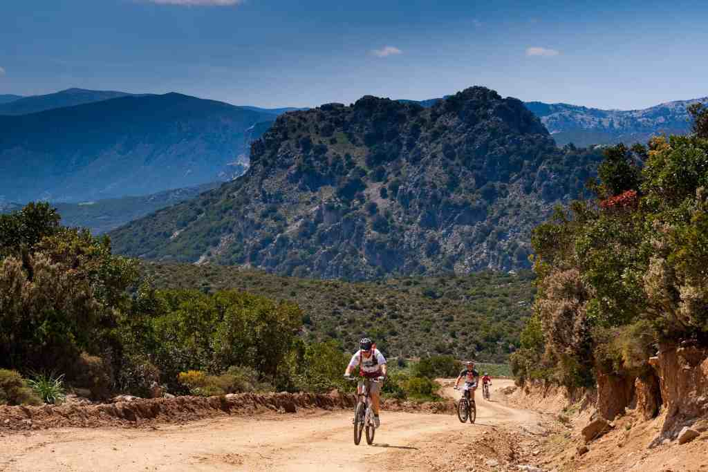 cycling in sardinia, a guide to sardinia, hidden sardinia