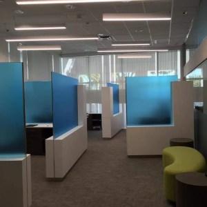 Decorative Office Window Film