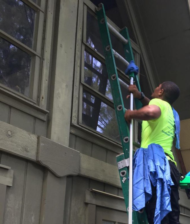 Total Shield Service - Window Washing