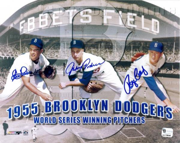 Yankees Dodgers Rivalry and the 1955 World Series The