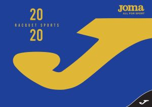 Catálogo Joma - RACQUETSPORTS 2020