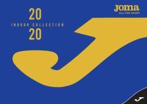 Catálogo Joma - INDOOR COLLECTION 2020
