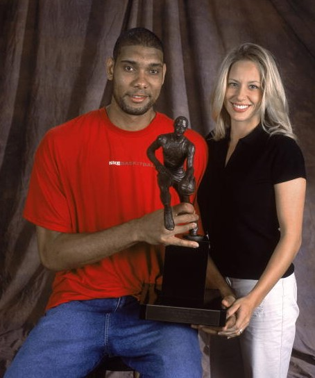 Tim Duncan Wife