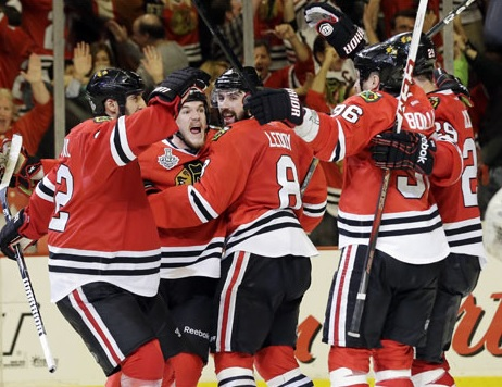 Andrew Shaw Triple Overtime