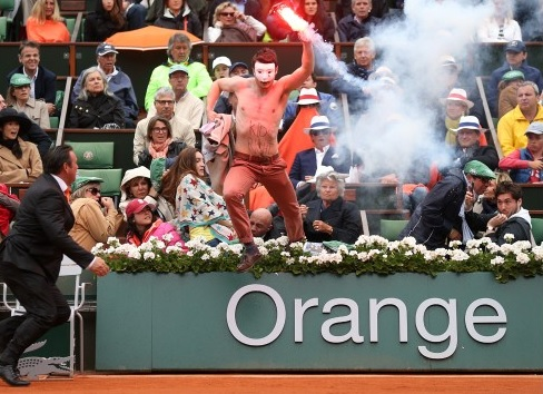 French Open Flare