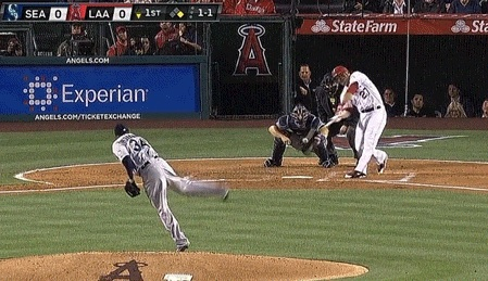 Trout Homer