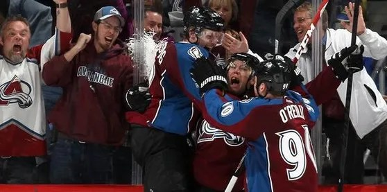 Photo courtesy of @Avalanche
