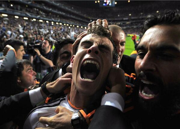 Gareth Bale and Real Madrid capture their 10th Champions League Title in dramatic fashion.