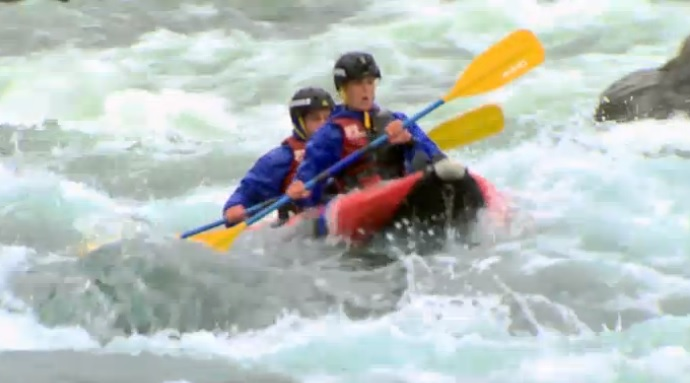 MTV Challenge Free Agents Laurel Kayak