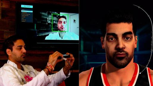 That's Ronnie2k. Not me.  I don't have the game yet