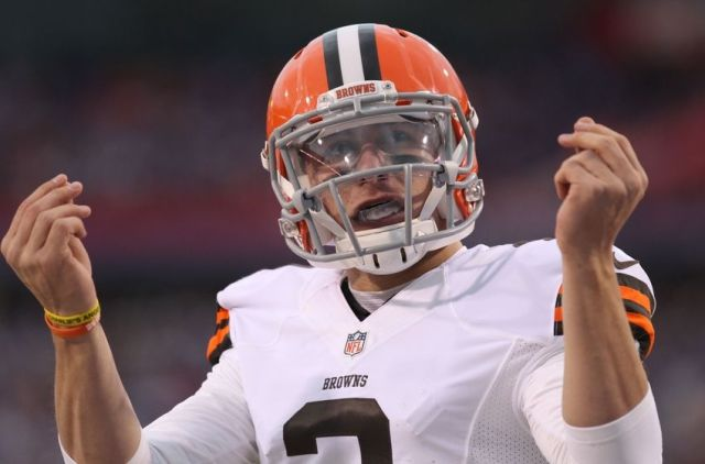 If Johnny Football starts this weekend, he could pay off for DFS managers
