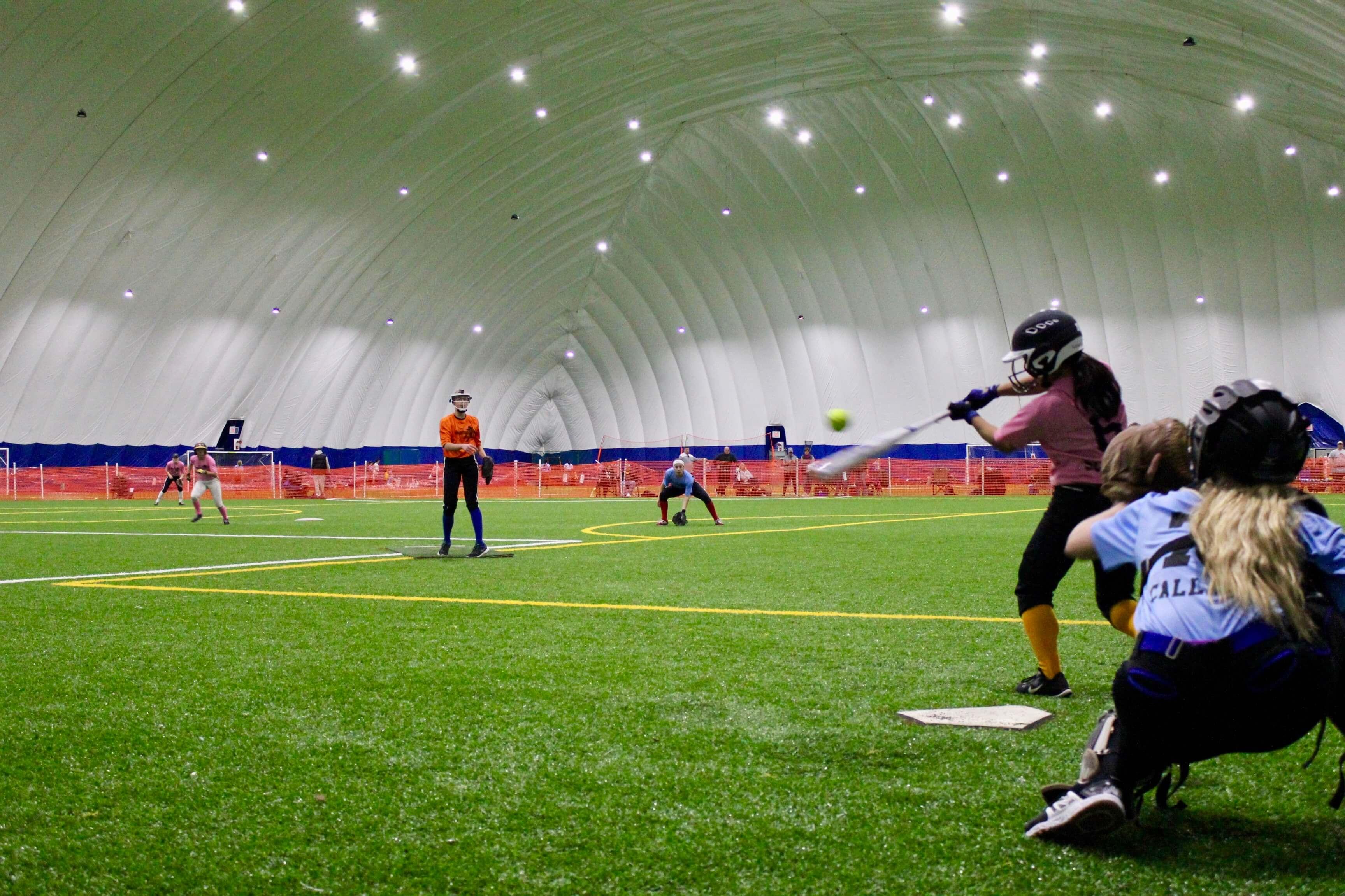 Softball  Total Sports Complex
