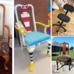 Dr Seuss Chair Swing Inside 10 Awesome Refurbished Chairs Total Survival
