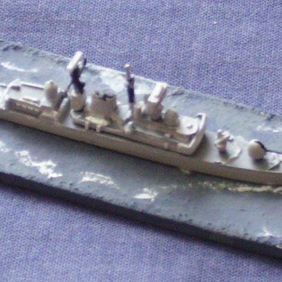 RON13  Type 42  Batch 1  Destroyer