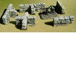 R15WA007 - Sandbag wall (Junctions)