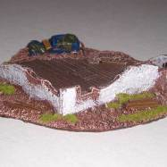 R15PM003 - Objective Marker (Ruined Building)