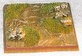 R00FB505 - 50mm square base (muddy)