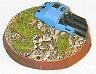 R00FB459 - 40mm round base (pipeline)