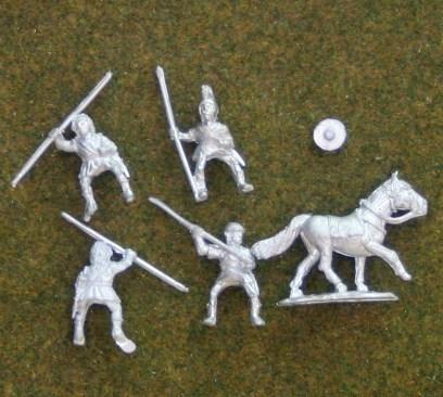 IB05  Spanish Cavalry