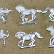 MA29 Skythian or Parthian  Horse Archers
