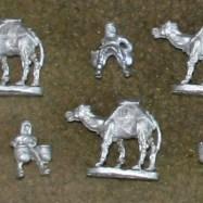 PA10  Camel  mounted war drums