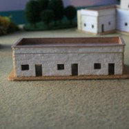 R15BH005 Adobe houses (triple)