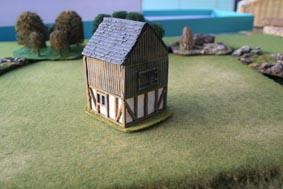 R15BH102 - High House (short) with hayloft