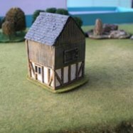 R15BH102 - High House (short) with hayloft