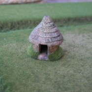 R15BH300 Iron Age Hut (Small)