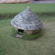R15BH302 Iron Age Hut (Large)