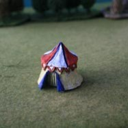 R15BH401 Circular- Barons tent
