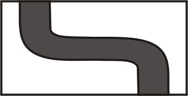 SR2G - Right to Left  Double curve