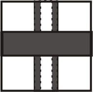2T1K - Track crossing road