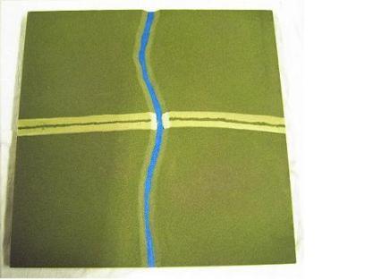 2XG4 - Track crossing River