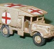 BSV13 Austin K2Y 'Katy' Ambulance