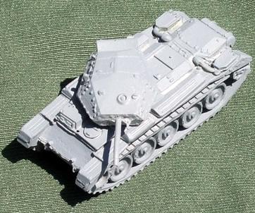 BFV26 Crusader MkIII, 6 Pounder