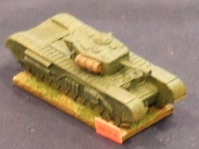 BFV01 Churchill MkIII