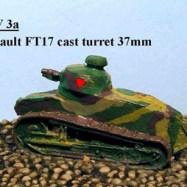 FFV03a FT17 cast turret MG