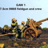 GAW01 7.5cm FK 7M85 Field Gun