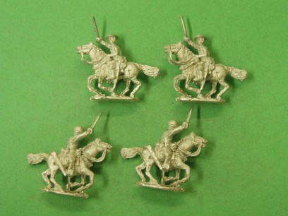 WBC02 Cavalry, Steel Helmet, Sabre